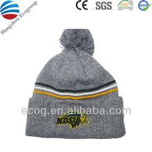 Wholesale cheap acrylic knit hat knight helmet