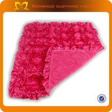 2014 made in china fleece blanket knitting machine airplane pillow