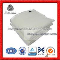 NO.1 China blanket factory Top quality 100% merino wool blanket, alpaca wool blanket