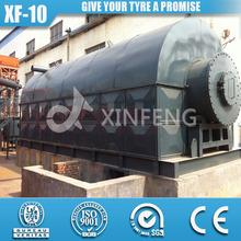 Xf-10 10 tonnellate al giorno rifiuti pneumatici di olio per macchine di estrazione