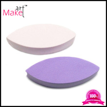 Oval Cosmetic sponge wedges