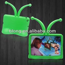 2013 New Product Retina Children Kids Foam Protective EVA Case For Ipad