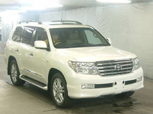 2010 TOYOTA LANDCRUISER 4.6ZX 4WD FOB$56,900 Used Cars from Japan