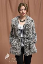 CX-G-A-15 Fashion Ladies Wool Long Winter Coat