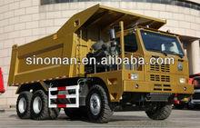 The mini 6*4 power truck