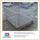Steel cage for storage