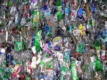 Plastic Scrap Recycle PET Bottles