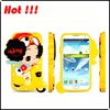 Custom 3d Silicone Phone Case For Samsung Galaxy And Iphone