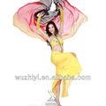 2014 Vestidos de danza del vientre, vestudo de carnaval de alta calidad para que mujer baile en el escenario QC2088