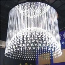 White pendant fiber optic lighting Fast delivery