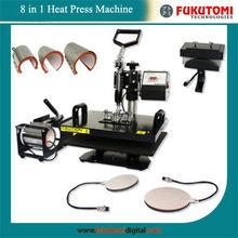 multifunction heat press transfer machine for sale