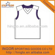 dye sublimation athlete basketball jersey wear