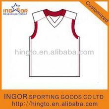 plain college girls youth basketball uniforms