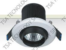 Downlight LED Spotlight COB 6 Watt & 10 Watt Faretto Da Incasso LED COB Spotlight CE & ROSH ( TSA TECNOLOGY)
