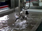 ceramic cutting machine -----Teenking water jet cutting machine