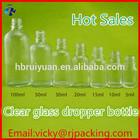 New glass dropper bottle for e-cig