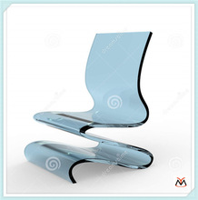 Heat bending acrylic chair,acrylic chair,acrylic chair furniture