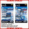 1:87 scale toy car 6602-20 police series toy car die cast model 20 parts/box