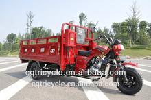 175cc/200cc Orange three wheel motorcycle