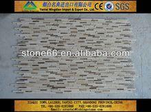 Big Quantity Sales mosaic damascus with cartons + wooden crates