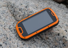 2014 ENJOY S09 IP67 waterproof WiFi GPS android 3G rugged smart mobile phone with PTT