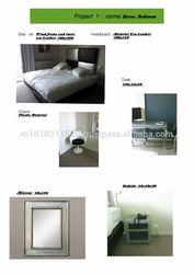 Furniture >> Commercial Furniture >> Hotel Furniture >> Hotel Bedroom Sets
