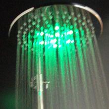 Amazing feeling brass Dia300*107mm shower water economizer