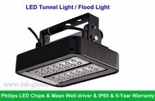 80W LED Tunnel Light, LED Tunnel Lamp, LED Tunnel Light