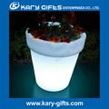 32 pcs led rgb grande flor vasos de plantas de energia solar levou luz vaso de flor