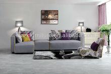 Indoor living room furniture fabric sofa J-8032A