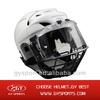 Hockey helmet with high quality clear visor