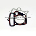high quality aircooling motorcycle Lifan engine 125cc D52 cylinder full gasket set