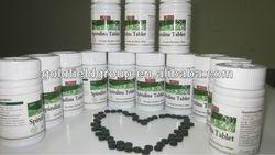 Immune plus Spirulina tablets Natural Spirulina gmp Slimming Tablets