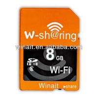 April sale Winait 8GB Wifi SD Card Camera Wifi SD Card Wifi Memory Card