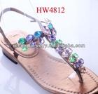 T Strap shoes Metal Chain Rhinestone charm,Shoe Parts Accessories