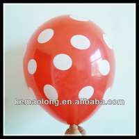 Inflatable playground balloon christmas decoration