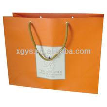 Retail Elegant Paper Shopping Bag