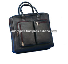 ADALLB - 0007 new arrival mens executive briefcase bags / leather laptop backpacks bags / laptop bags leather