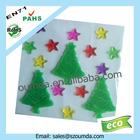 christmas window gel/glitter clings