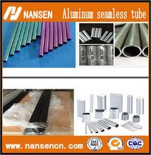 Alluminio tubi senza saldatura e tubo di alluminio per il radiatore& tubo di alluminio per porte e finestre