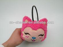knit ear warmers/animal earmuffs/cartoon pattern earmuff