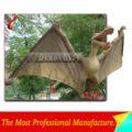 Profesional Pterosaur dinosaurio dinosaurios Animatronics pájaro