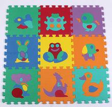 schiuma eva alfabeto puzzle tappetino per bambini