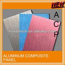 aluminium panneau composite PVDF 5mm
