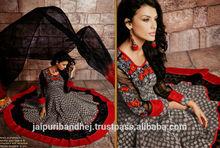 Indian Designer Anarkali Salwar Kameez Suits Anarkali Indian Dress 2013