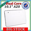 In stock Favorites Compare 10.1 inch A20 android tablet pc 10 inch dual core tablet pc made in China