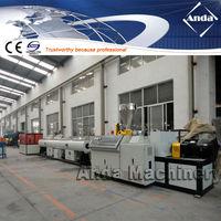 pvc pipe manufaturing machine