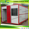 20ft Prefab Shipping Folding Container House for Shop,Office