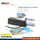 USB Magnetic Card Reader for stripe card/mini laptop sim card slot