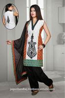 Indian Womens Pakistani Salwar Bollywood Designer Anarkali suts kurti Replica